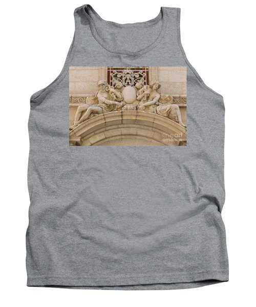 Tank Top featuring the photograph Adolphus Hotel - Dallas #5 by Robert ONeil