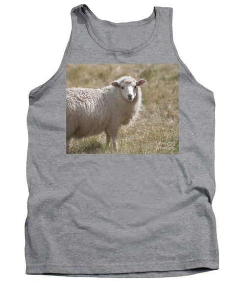 Adorable Sheep Tank Top