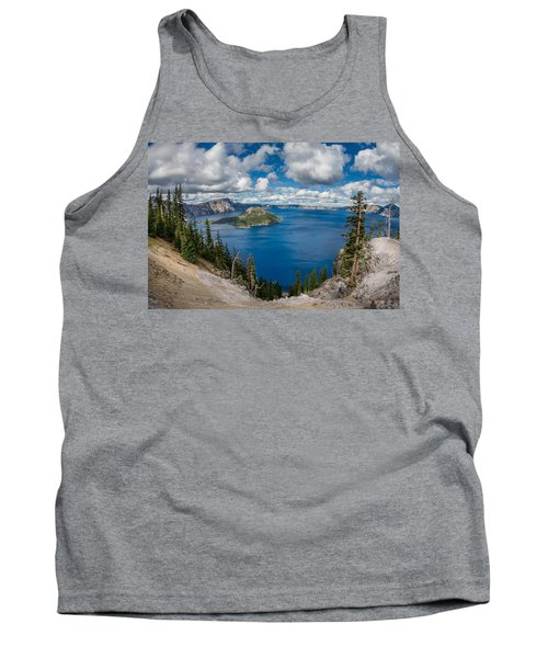 Afternoon At Discovery Point Tank Top