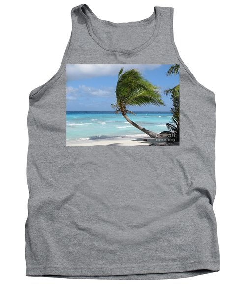 Against The Winds Tank Top
