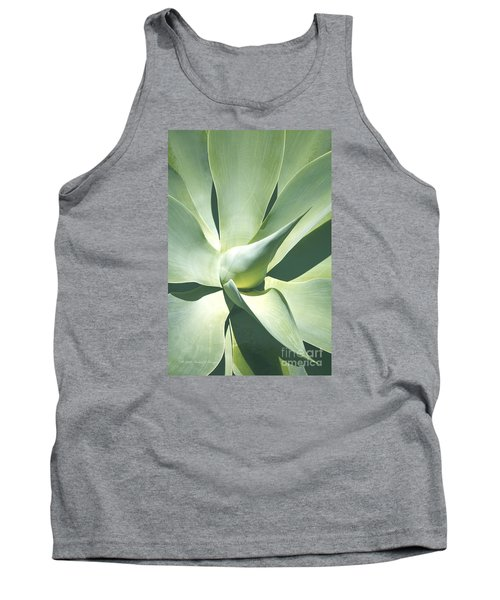 Agave Plant 1 Tank Top