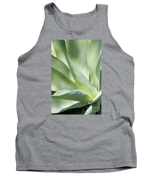 Agave Plant 2 Tank Top