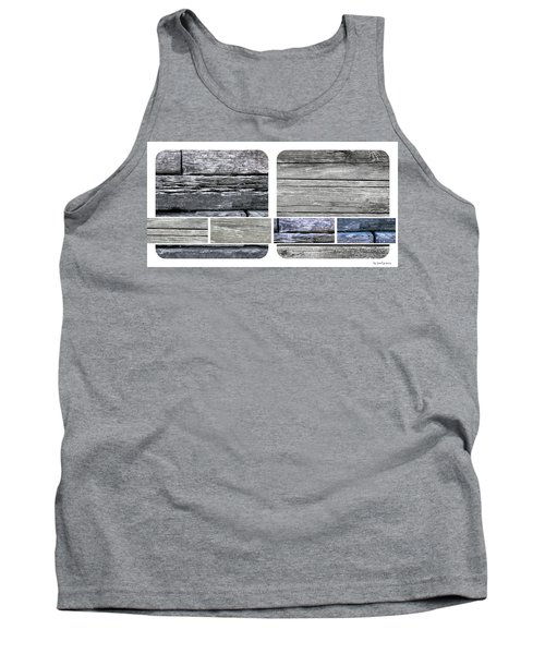 Tank Top featuring the photograph Ageing Part One by Sir Josef - Social Critic - ART