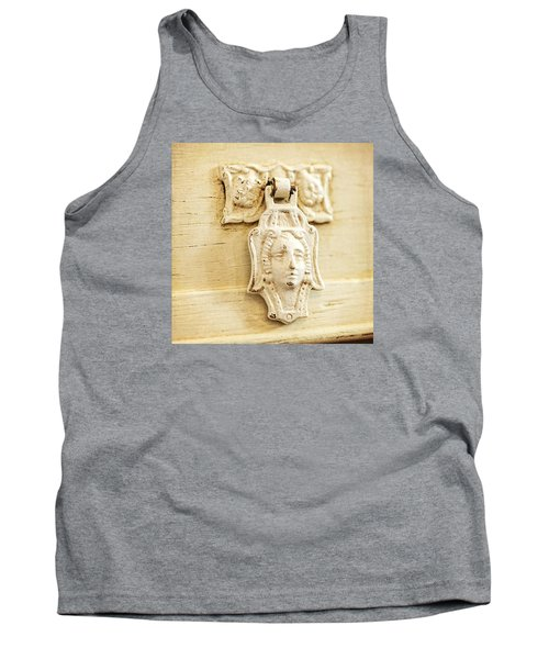 Tank Top featuring the photograph Aging Gracefully by Caitlyn  Grasso