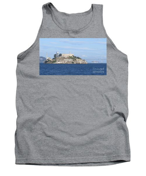 Alcatraz Island Tank Top
