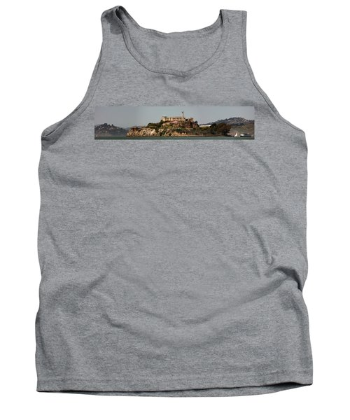 Alcatraz Panorama Tank Top