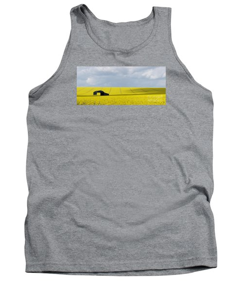 All Across The Land 7 Tank Top by Wendy Wilton