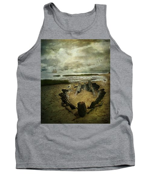 All That Remains Tank Top by Lianne Schneider