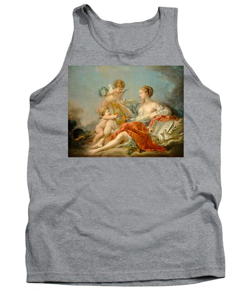 Allegory Of Music Tank Top