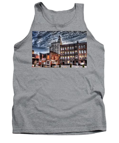 Alley View Tank Top by Ray Congrove