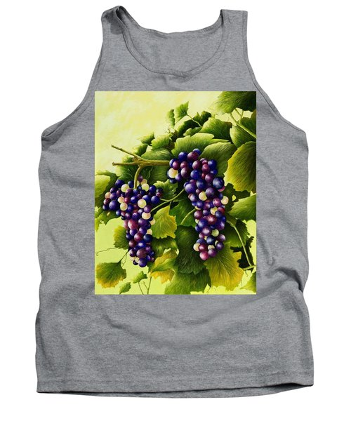 Almost Harvest Time Tank Top