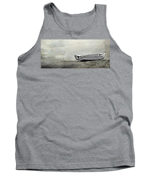 Alone Tank Top by Linsey Williams