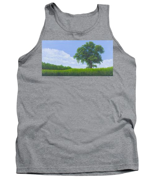 Alone Summer Tank Top by Garry McMichael
