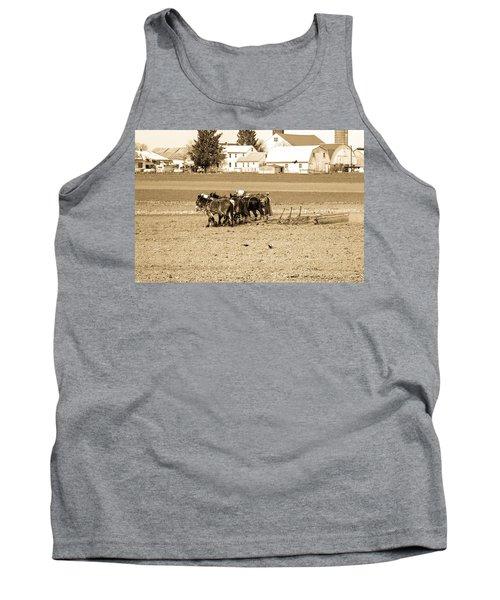 Amish Farm Tank Top