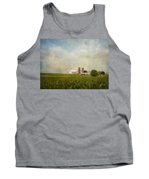 Amish Farmland Tank Top