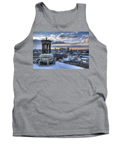 An Edinburgh Winter Tank Top