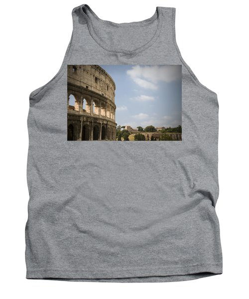 Ancient Colosseum Tank Top
