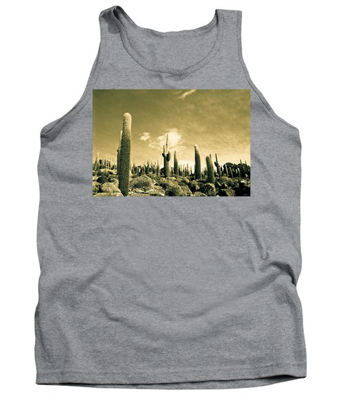 Ancient Giants Tank Top by Lana Enderle