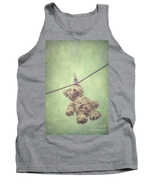 And Then The Childhood Was Left Behind Tank Top