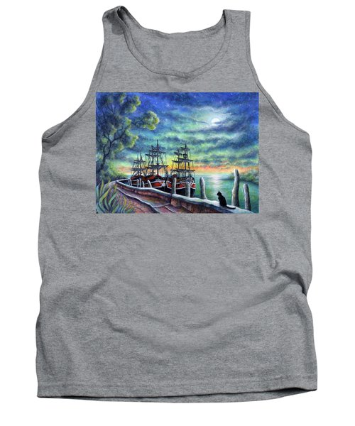 And We Shall Sail My Love And I Tank Top
