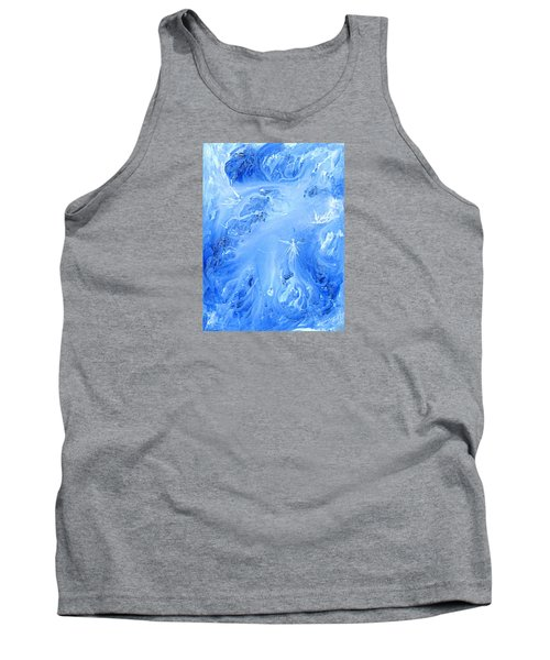 Angels In The Sky Iv Tank Top by Kume Bryant