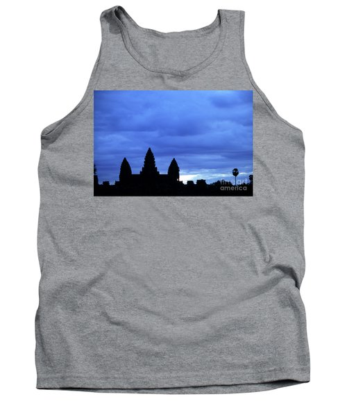 Angkor Wat Sunrise 01 Tank Top
