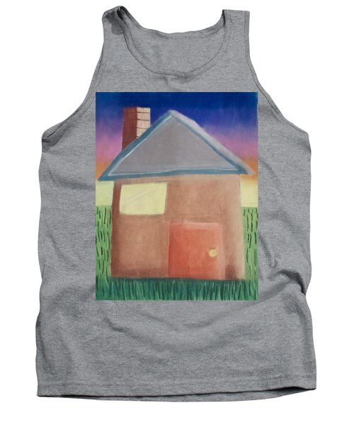 Home Sweet Home Tank Top by Joshua Maddison