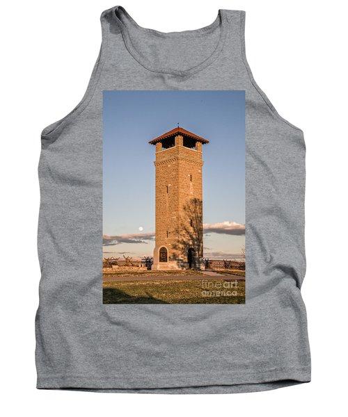 Antietam's Stone Tower Tank Top
