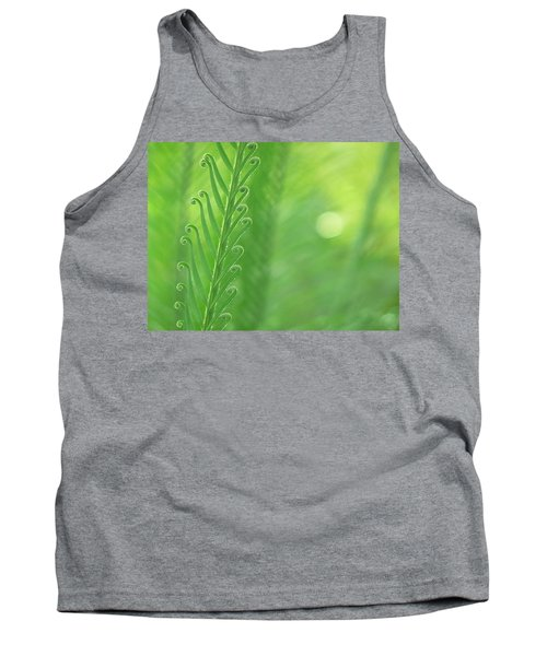 Tank Top featuring the photograph Arabesque by Evelyn Tambour