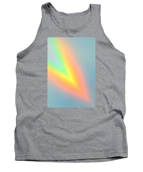 Tank Top featuring the photograph Arc Angle Two by Lanita Williams