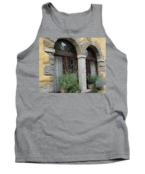 Tank Top featuring the photograph Stoned View by Natalie Ortiz