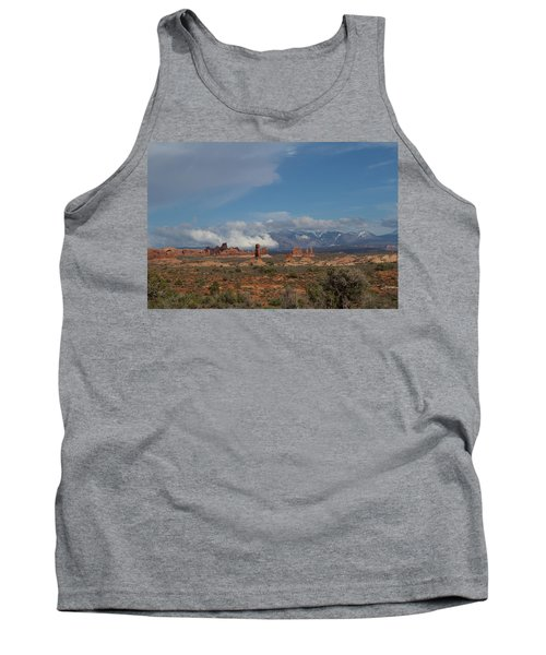 Arches National Monument Utah Tank Top