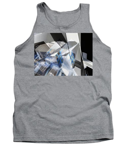 Architectural Abstract Tank Top