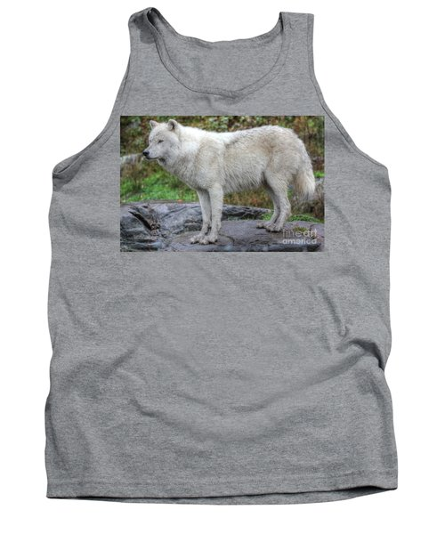Arctic Wolf Hdr Tank Top