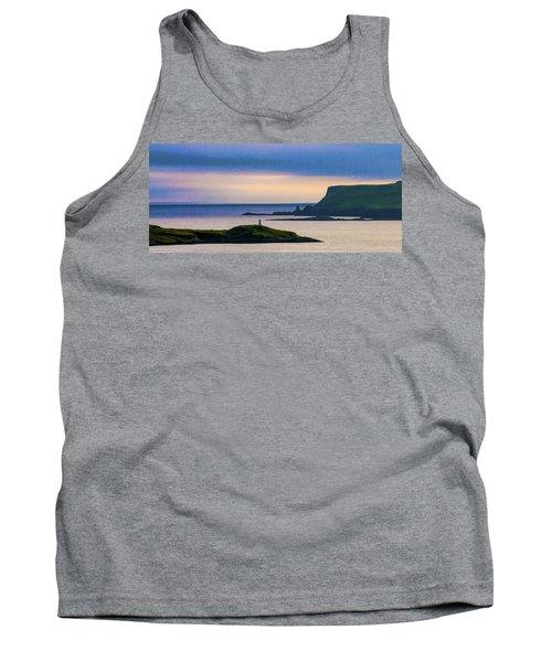 Ardtreck Point Lighthouse Tank Top