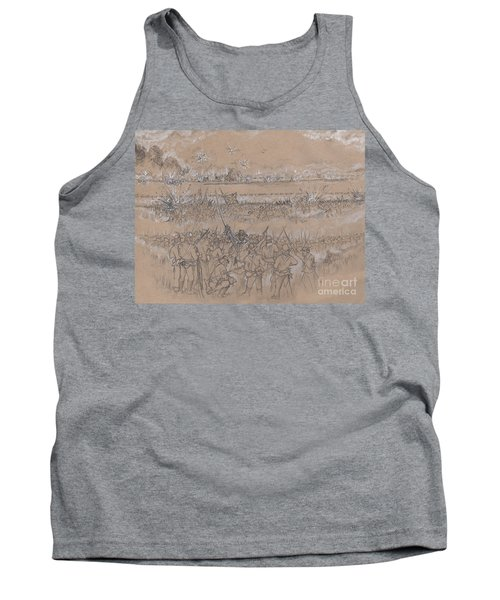 Armistead's Encouragement Tank Top by Scott and Dixie Wiley