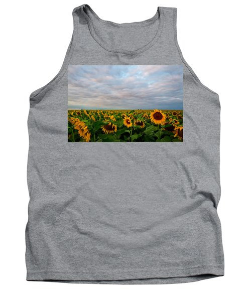 Tank Top featuring the photograph As Far As The Eye Can See by Ronda Kimbrow
