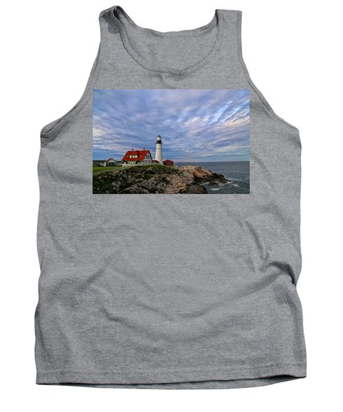 As The Sky Reaches The Water Tank Top
