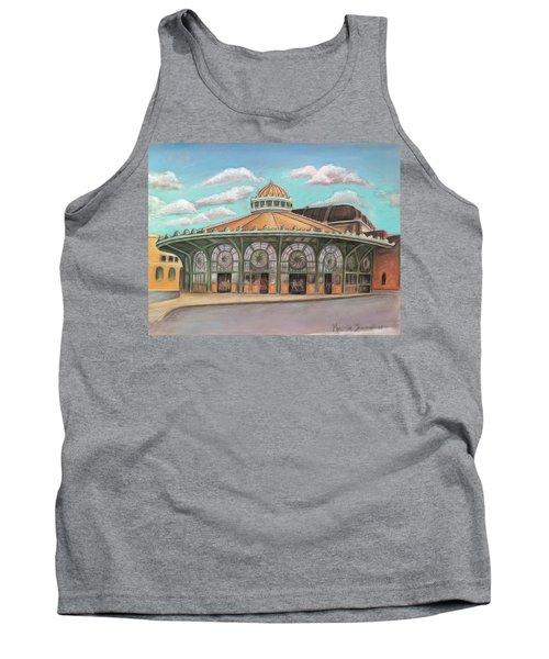 Asbury Park Carousel House Tank Top
