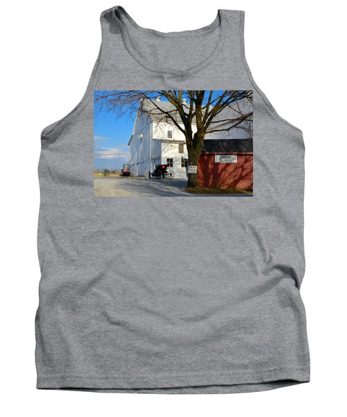 Ask For Eggs At House. Tank Top