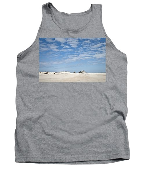 Assateague National Park Dunes Tank Top