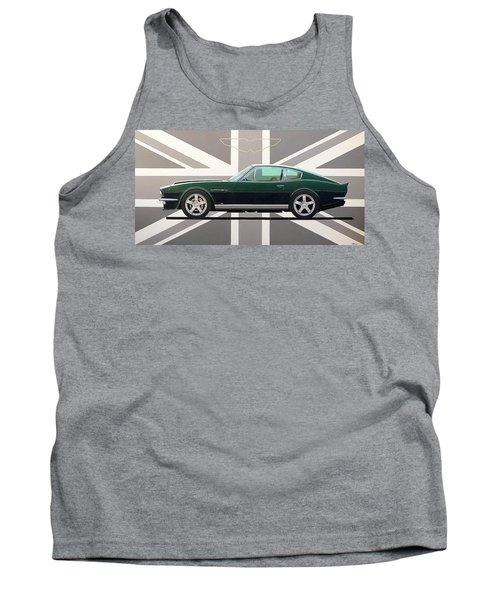 Aston Martin V8 Vantage Tank Top
