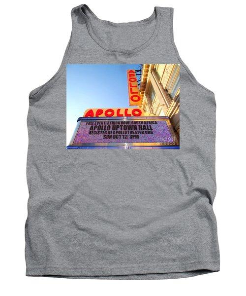 At The Apollo Tank Top