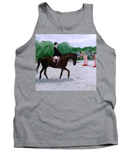 At The June Fete Tank Top