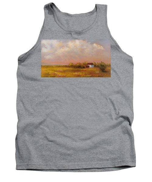 August Afternoon Pa Tank Top