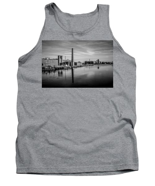 Augusta Canal Tank Top