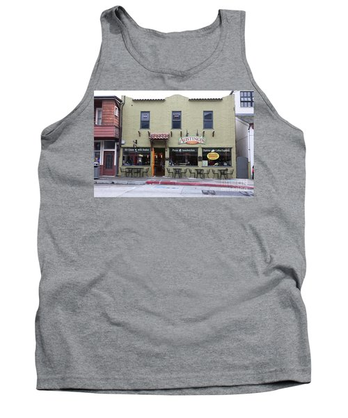 Austinos Patisserie On Monterey Cannery Row California 5d24760 Tank Top