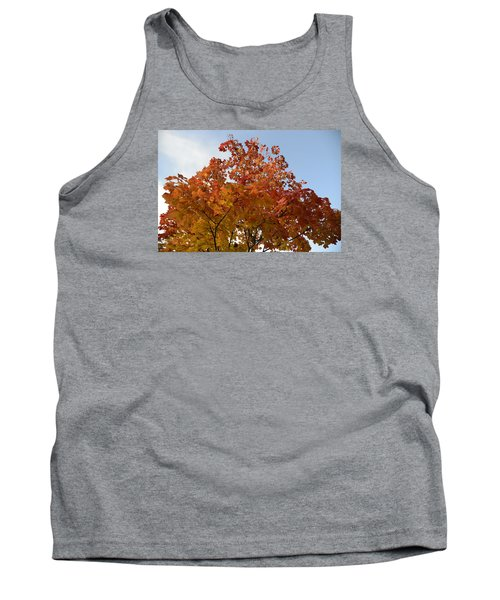 Autumn Harmony 1 Tank Top