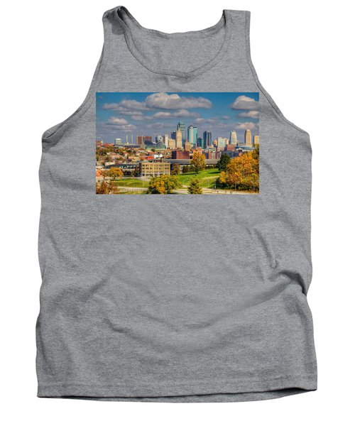 Autumn In Kansas City Tank Top