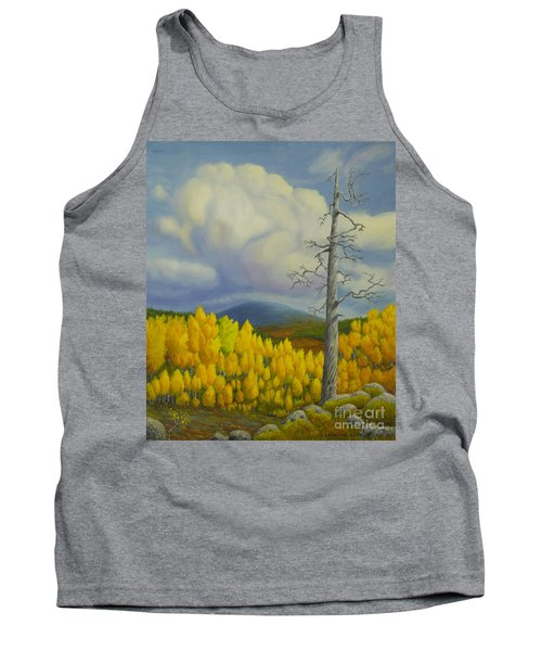 Autumn In Lapland Tank Top